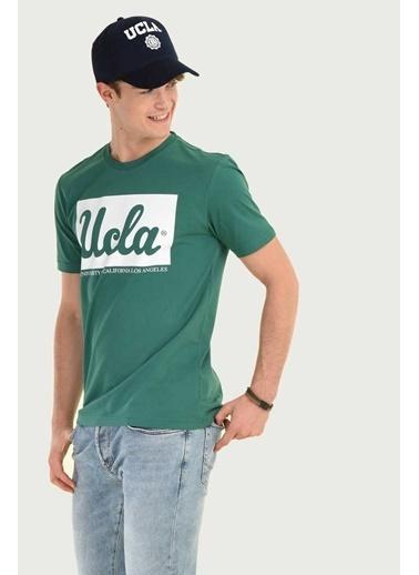UCLA Tişört Yeşil